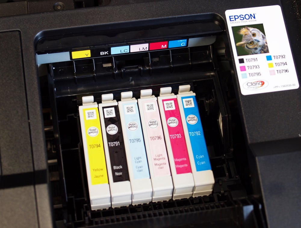 Image of Epson L110 Adjustment Program Free Download