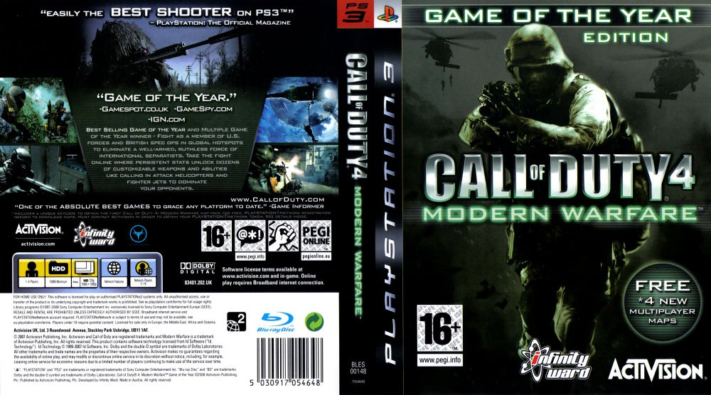 Image of Modern Warfare Mac Free Full Download
