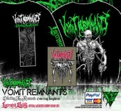Image of VOMIT REMNANTS - Collecting Longsleeve