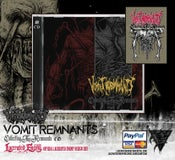 Image of VOMIT REMNANTS - Collecting The Remnants DOUBLE CD