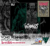 Image of VOMIT REMNANTS - Collecting The Remnants DOUBLE DIGIPACK