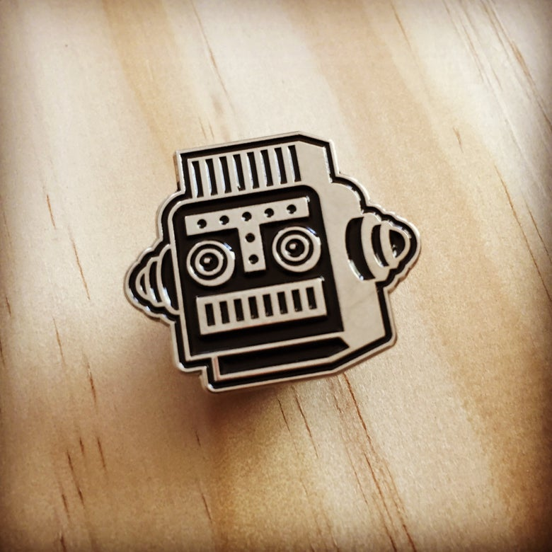 Image of ROBOT Lapel Pin