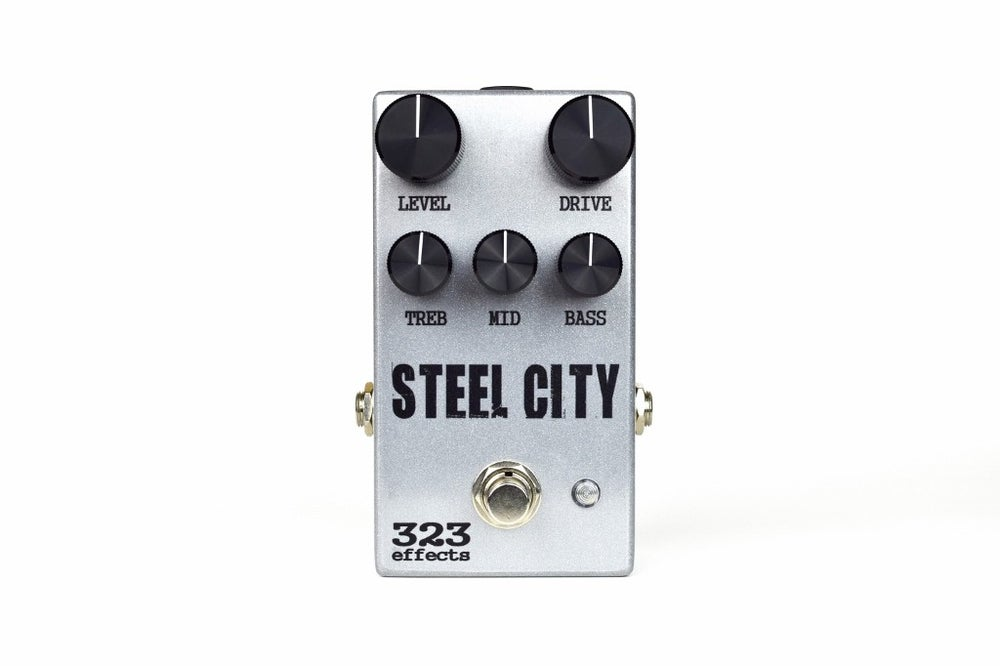 Image of Steel City Overdrive