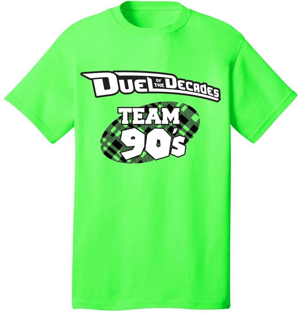 Image of Team 90's T-shirt