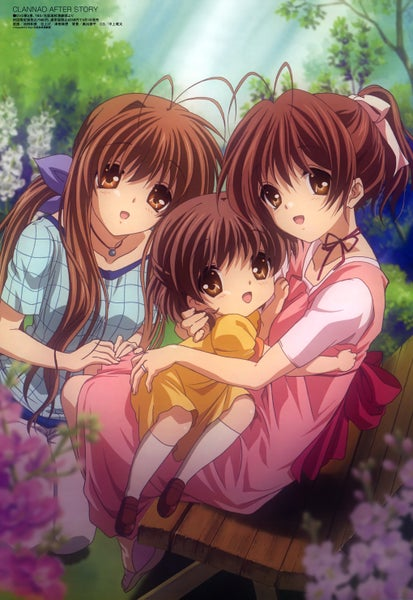 Image of Clannad Full Voice English Version Download