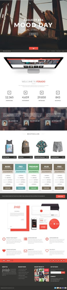 Image of Online Education Website Templates Free Download