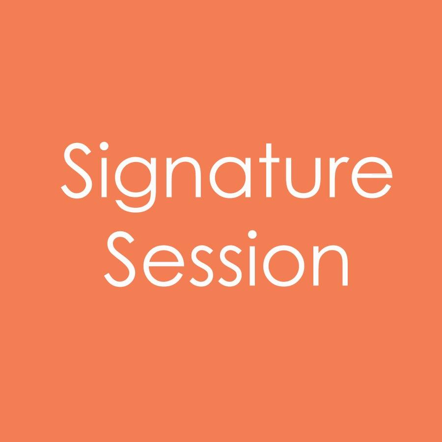 Image of Signature Session