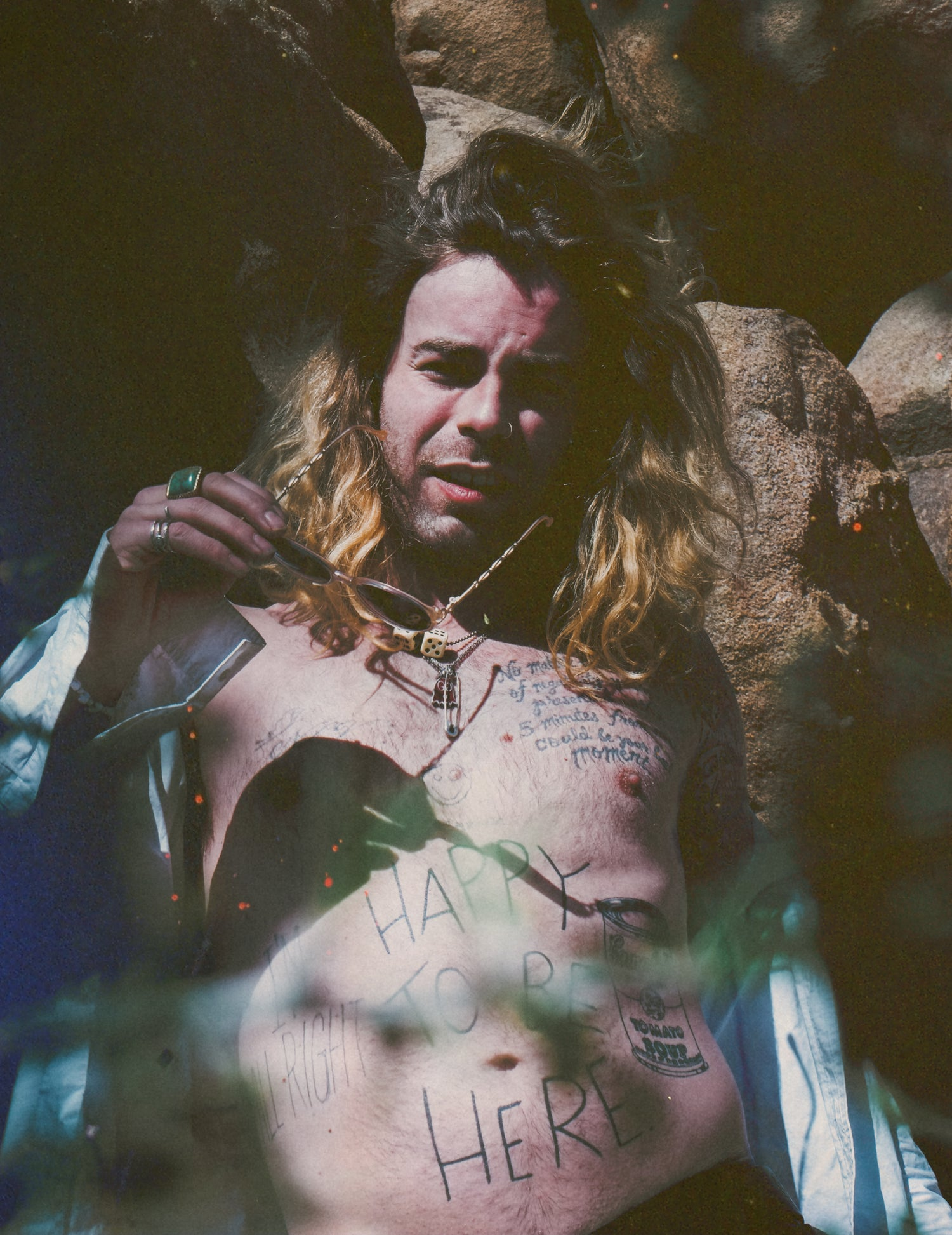 Image of MOD SUN + DUSTIN HOLLYWOOD - ISSUE VI (PRINTS)