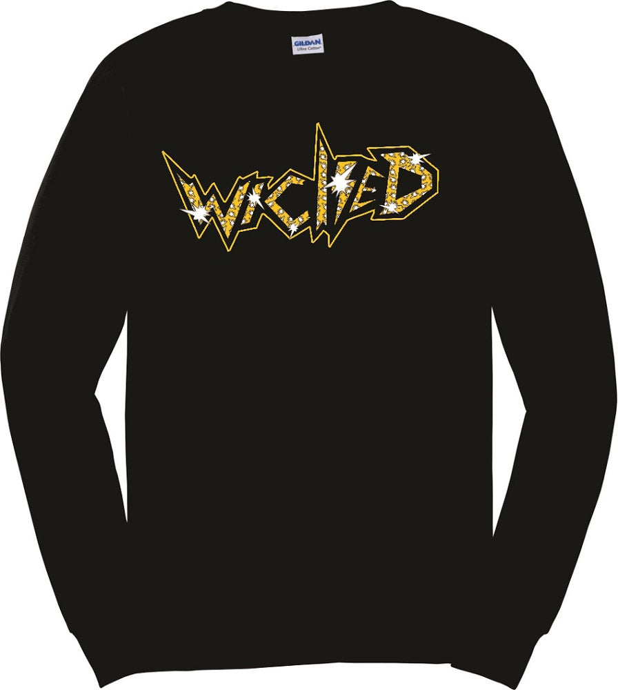 Image of WICKED Long Sleeve Tee