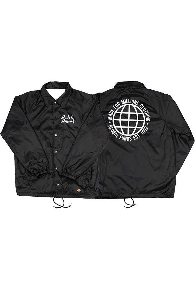 Image of Global Funds Coaches Jacket