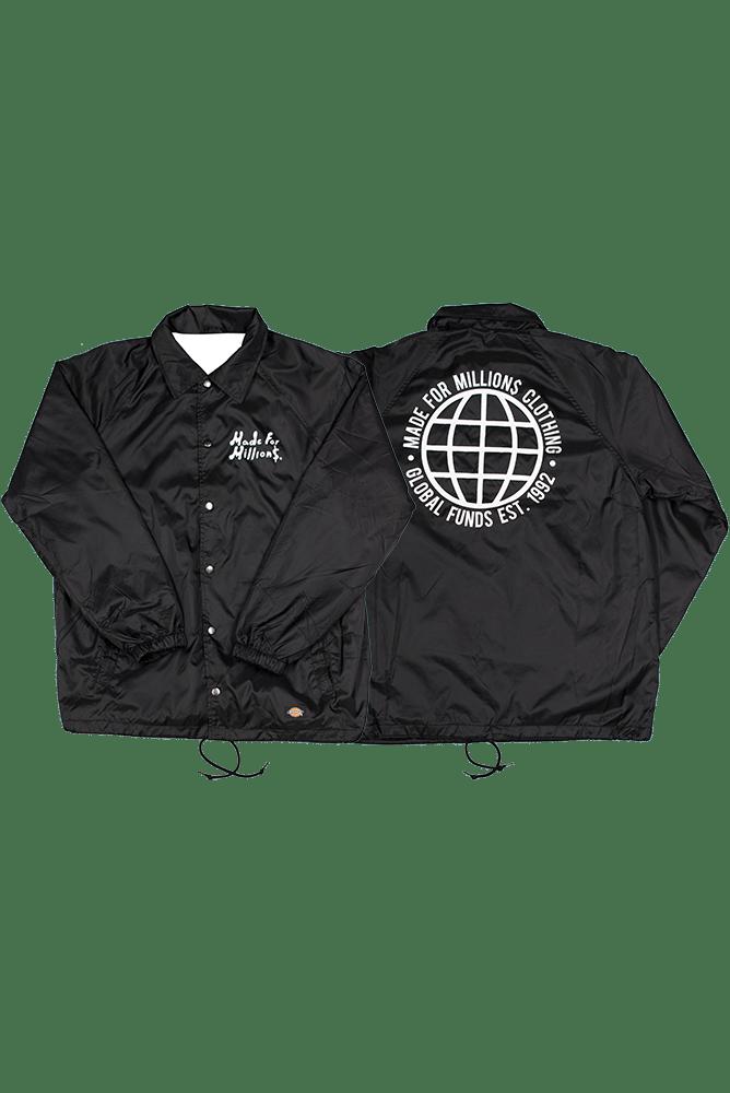 Image of Global Funds Coaches Jacket