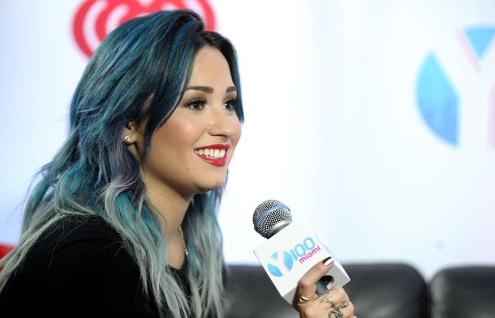 Image of Demi Lovato Heart Attack Audio Download