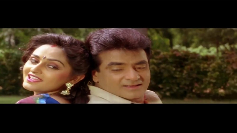 Image of Tham Ke Baras Mp3 Download Kumar Sanu