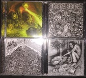 Image of Foetal Juice CDs