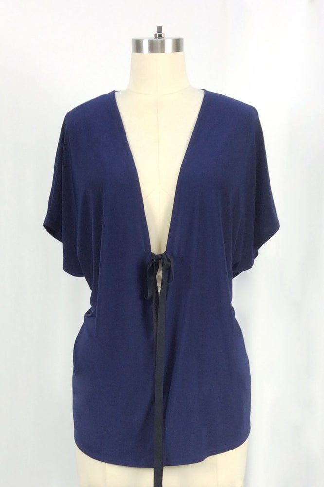 Image of Cleopatra Top (Midnight)