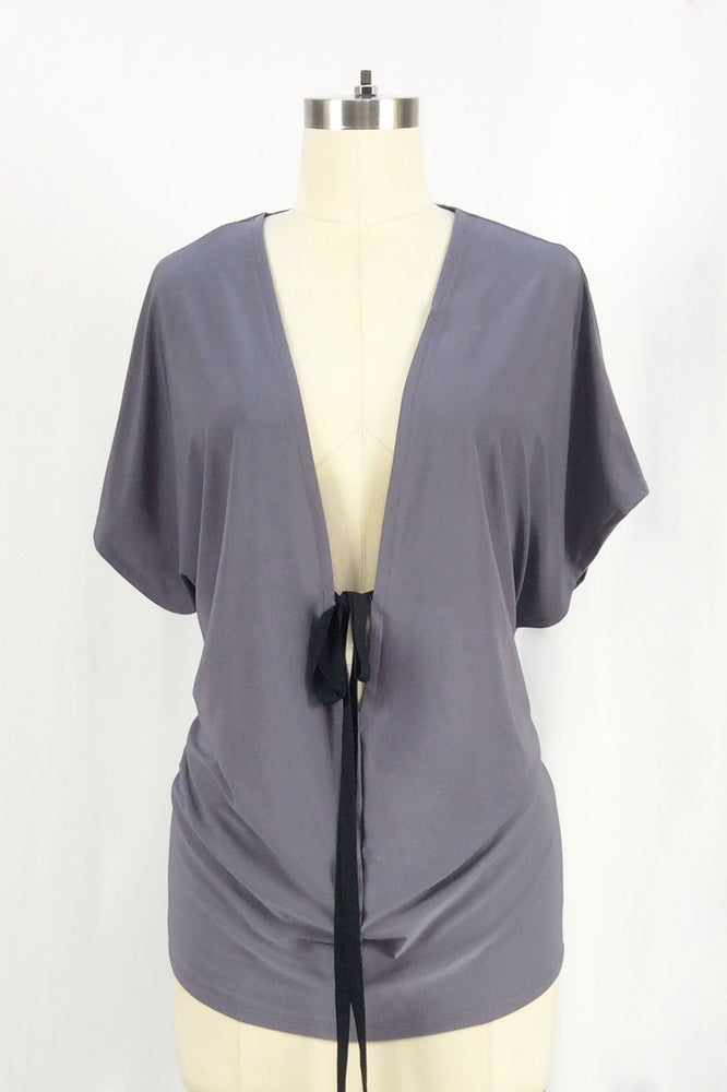 Image of Cleopatra Top (Gray)