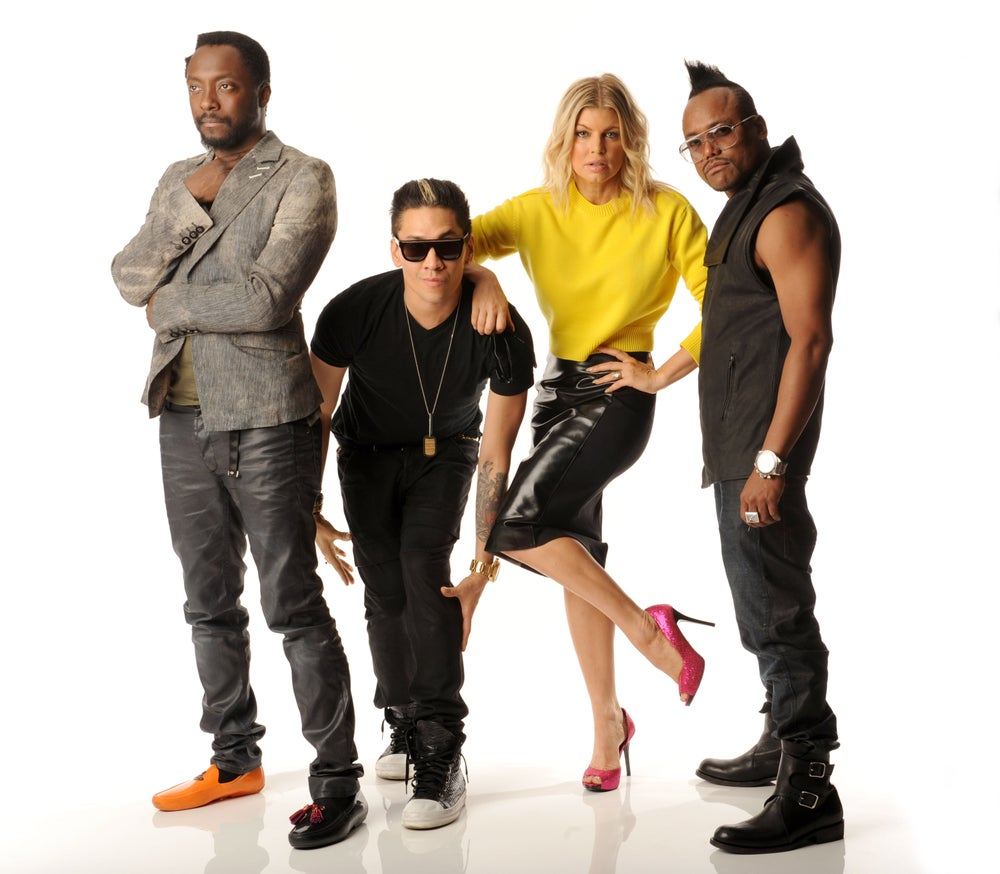 Image of Black I Peas Meet Me Halfway Download