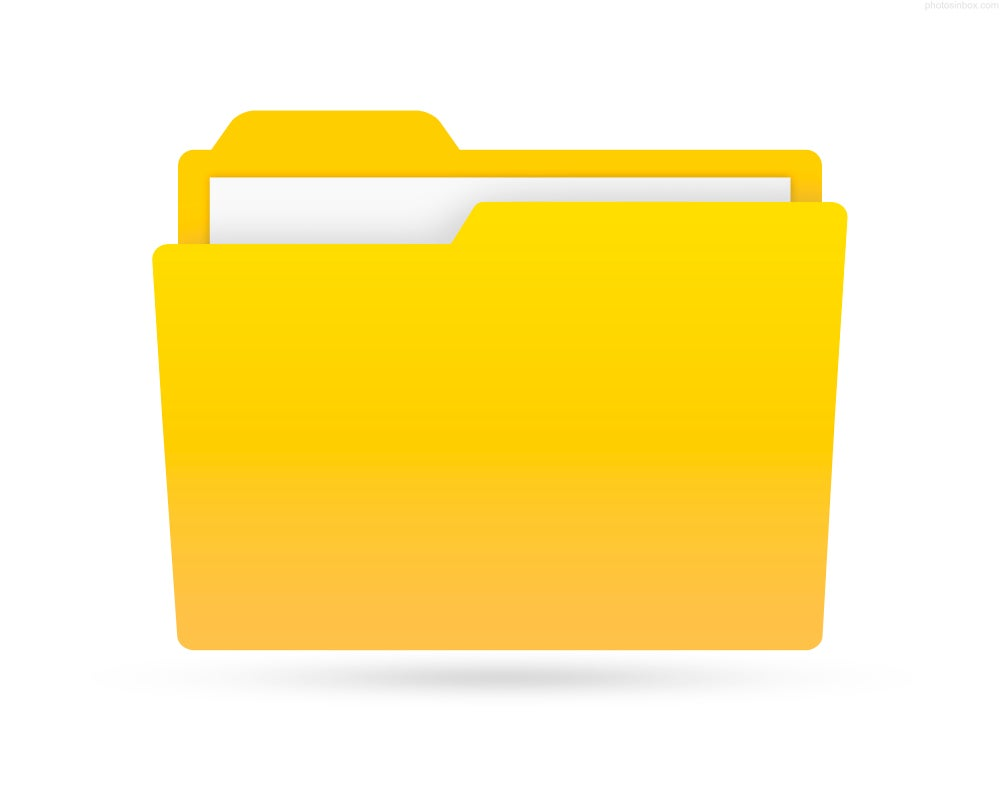 Image of Icon Folder Windows 8 Free Download