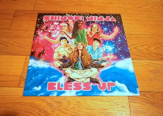 Image of Bless Up Limited Edition Vinyl