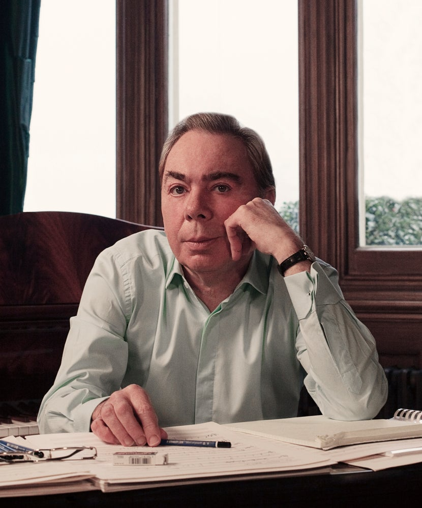 Image of Download Andrew Lloyd Webber 40 Musical Years