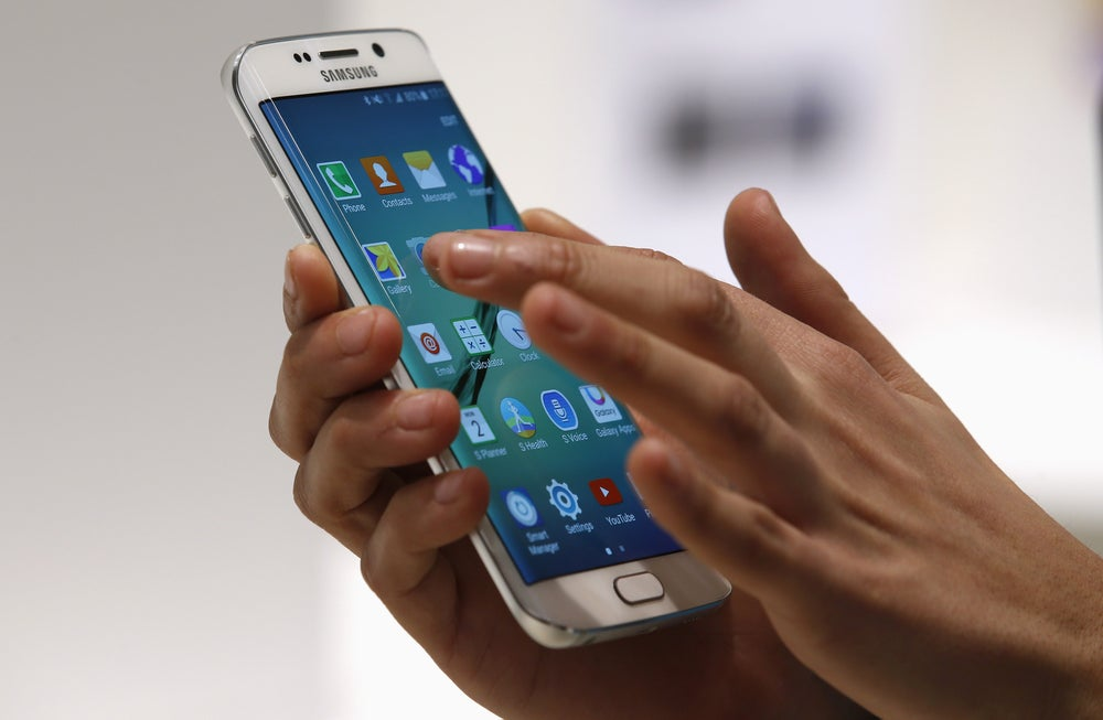 Image of Samsung Galaxy S Software Update Download
