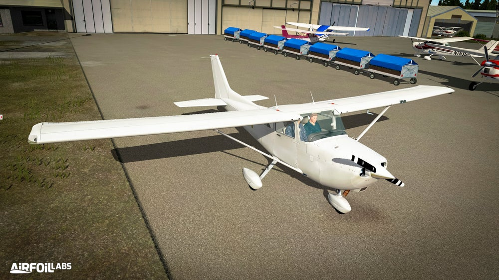 Image of Cessna 152 Flight Simulator X Download