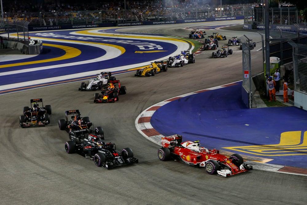 Image of 2008 Singapore Grand Prix Download