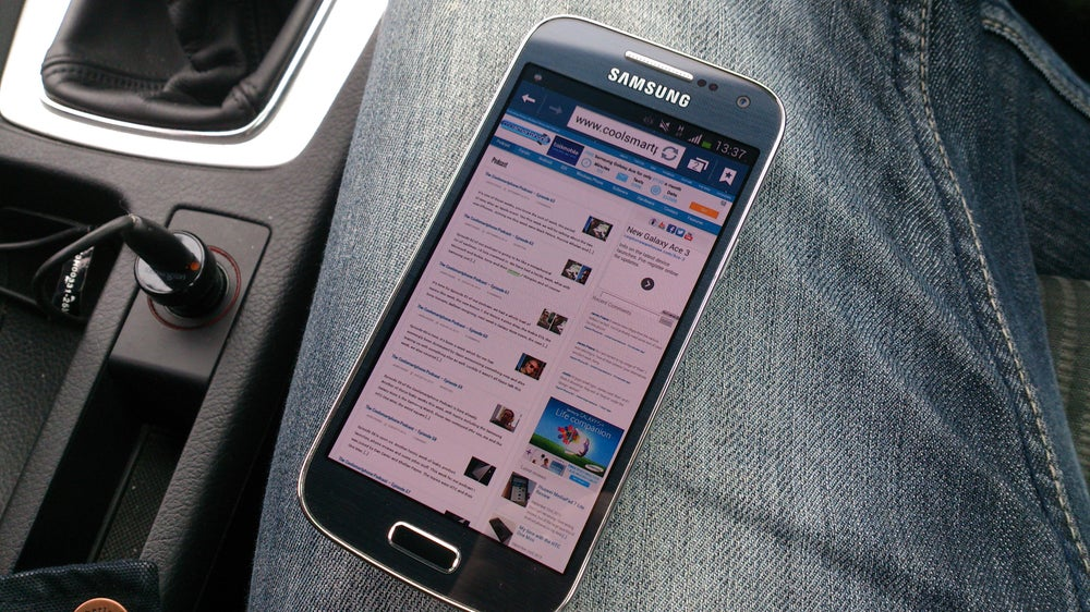 Image of Samsung Galaxy S4 Review Video Free Download