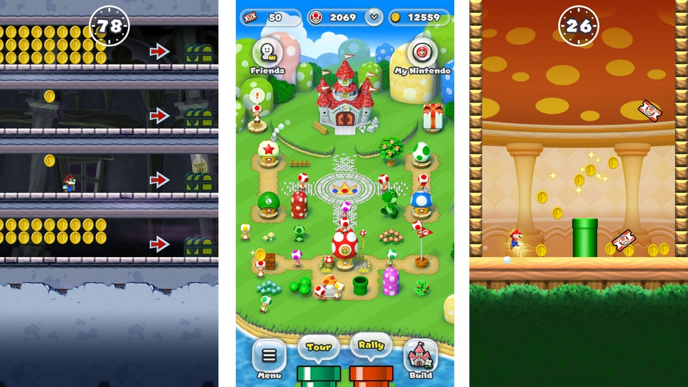 Image of Mario Game For Windows 7 Free Download