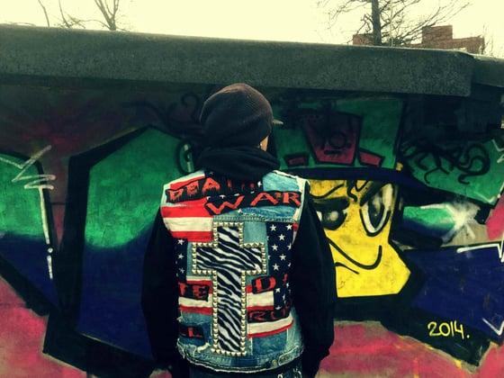 Image of Horror Punk  Jacket
