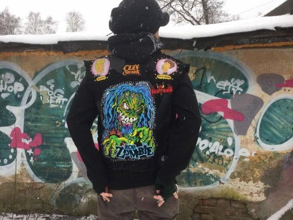 Image of Rob Zombie Vest