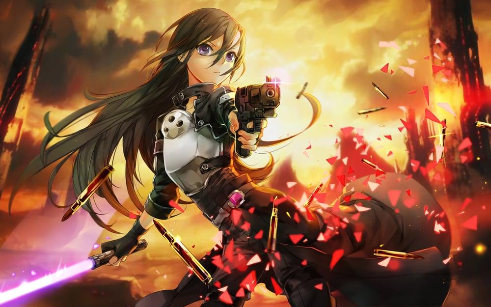 Image of Download Sword Art Online 22 Indo