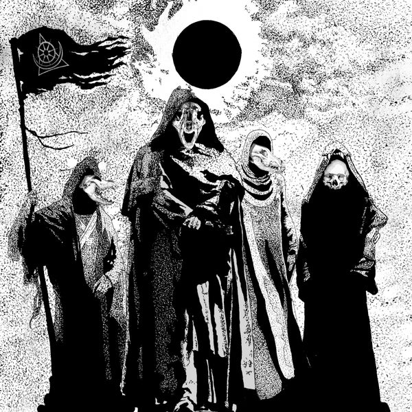 Image of Jagged Visions - Black Sun Zenith