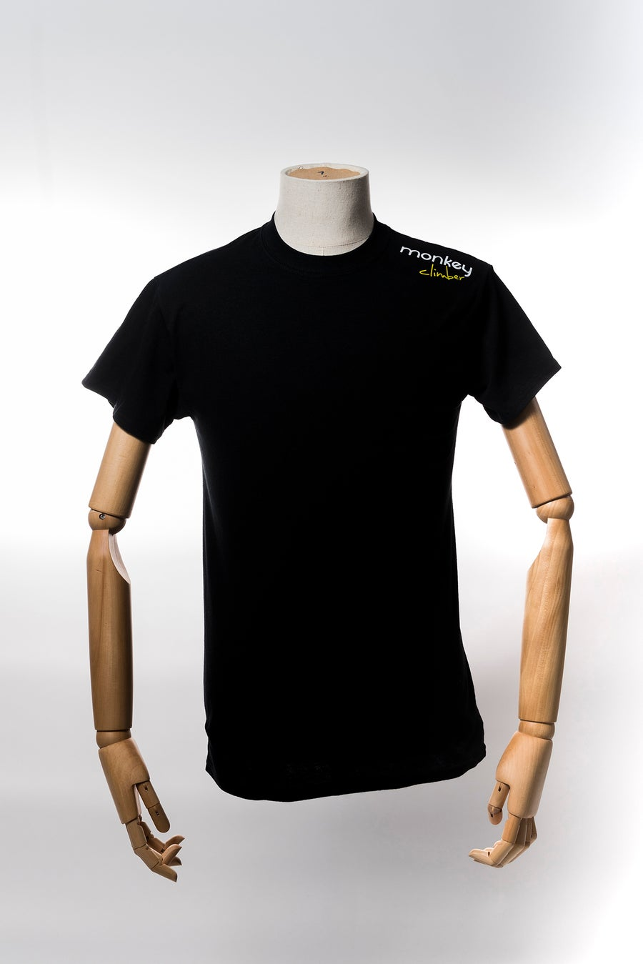 Image of Monkey Climber Streetwise shirt I Black