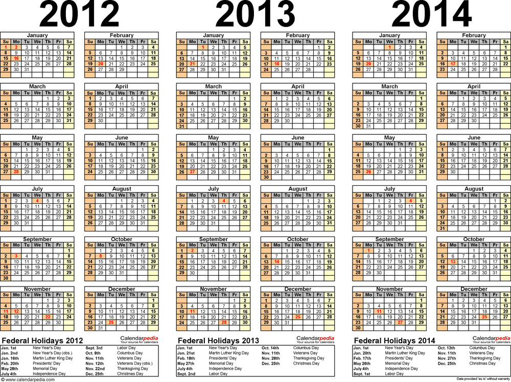 Image of Calendar 2012 Malaysia Free Download