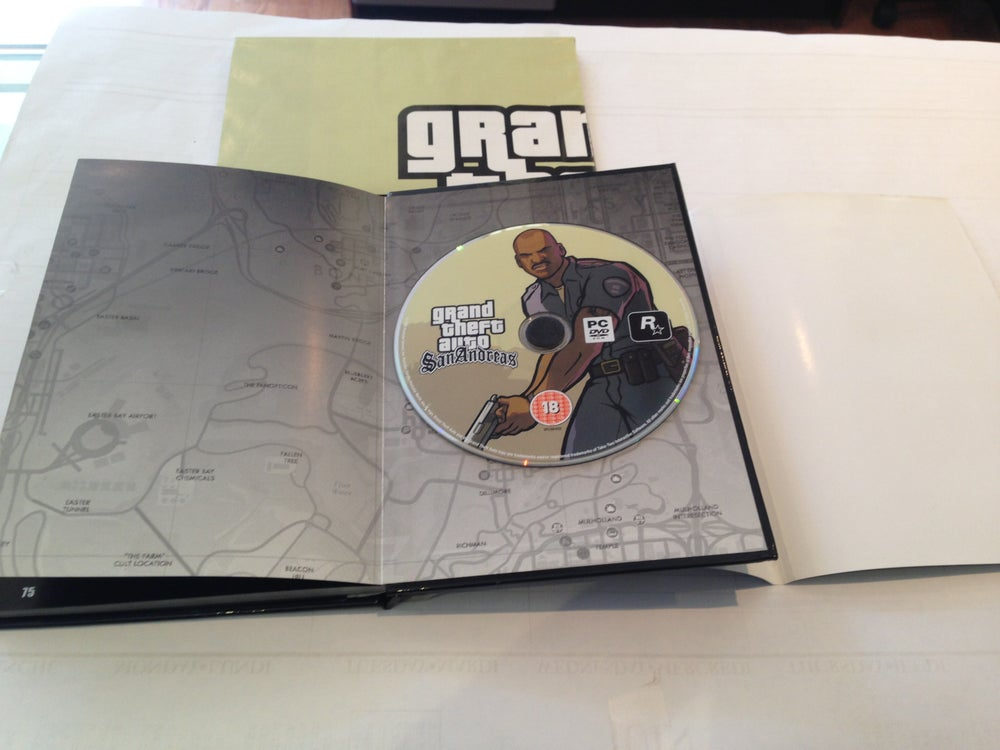 Image of Grand Theft Auto San Andreas Full Game Download Pc