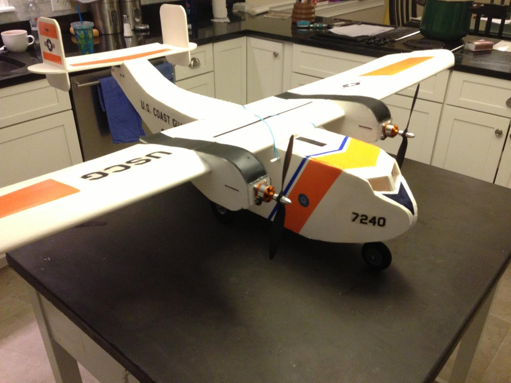 Image of Free Download Model Aircraft Plans