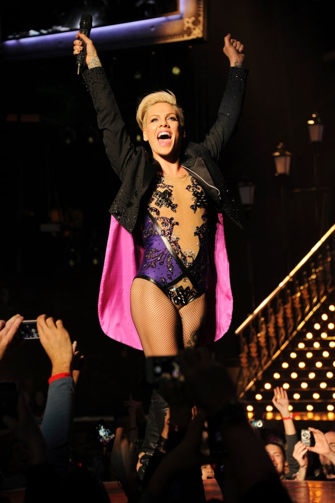 Image of P Nk Girl On Fire Download