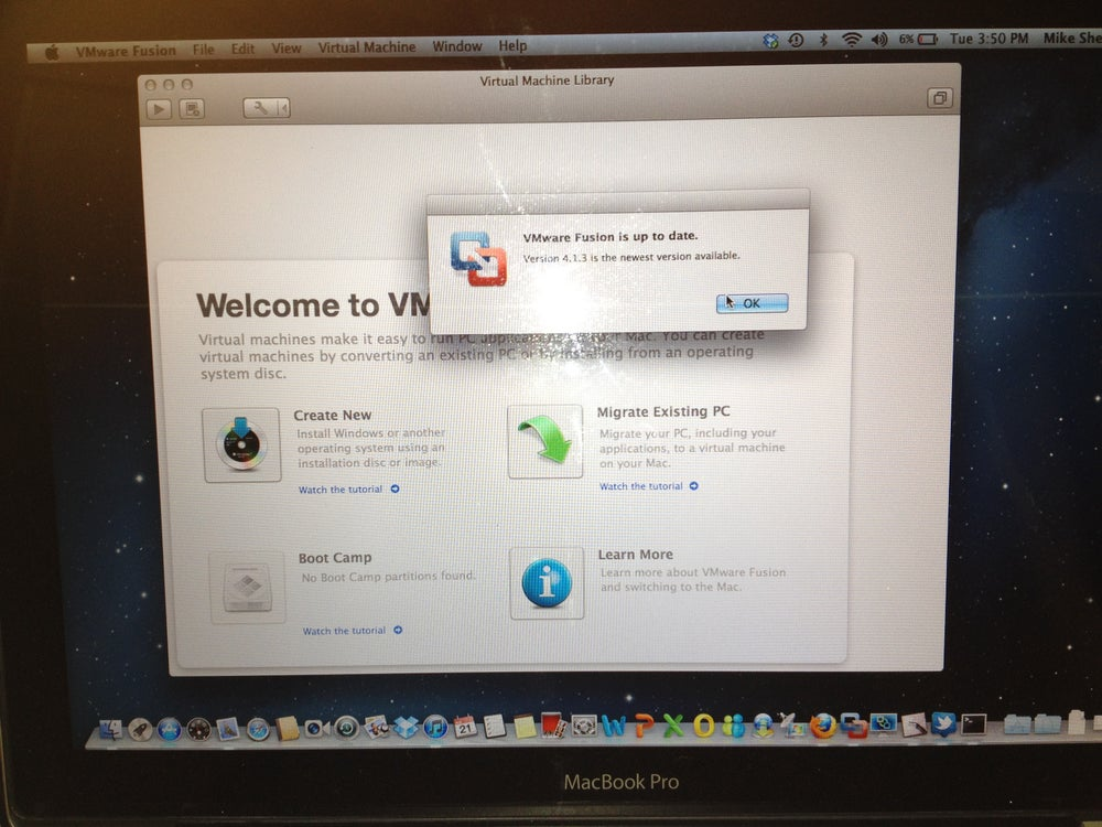 Image of Vmware Fusion 3 Download Mac