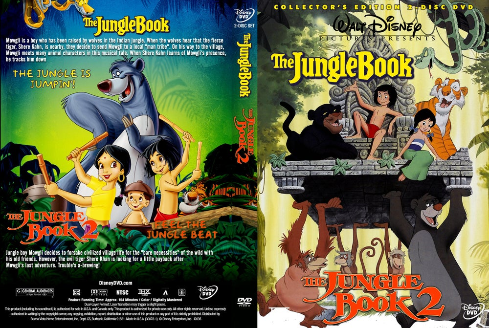 Image of The Jungle Book Full Movie 2015 Download