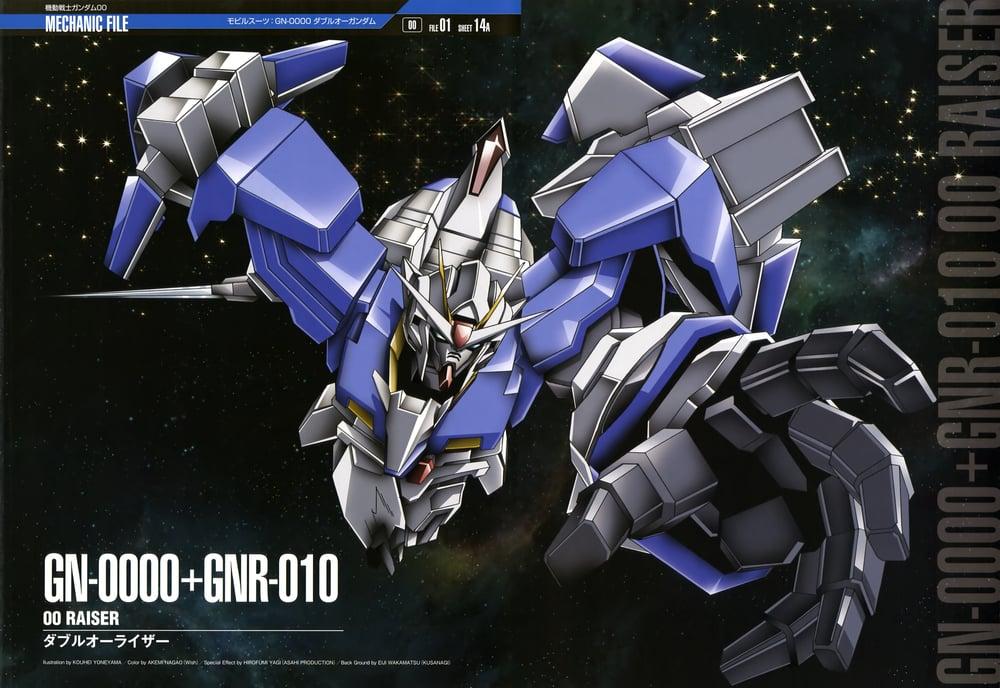 Image of Gundam 00 Movie Manga Download