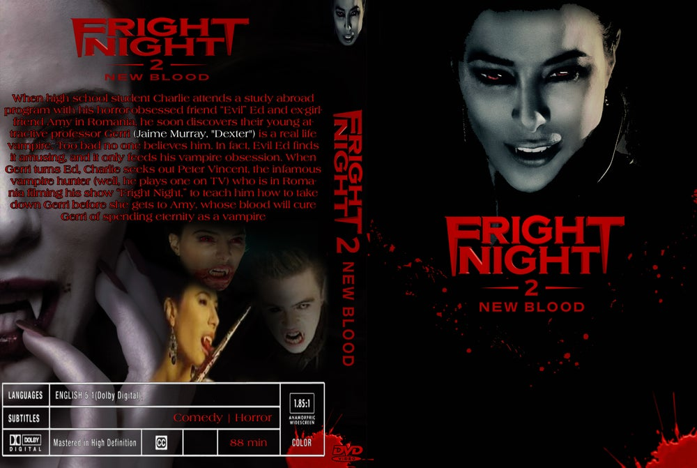 Image of Fright Night 1985 Blu Ray Download