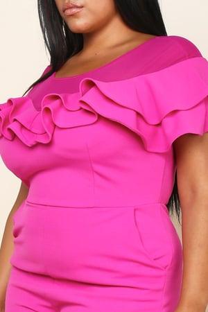 Image of Pink Flutter