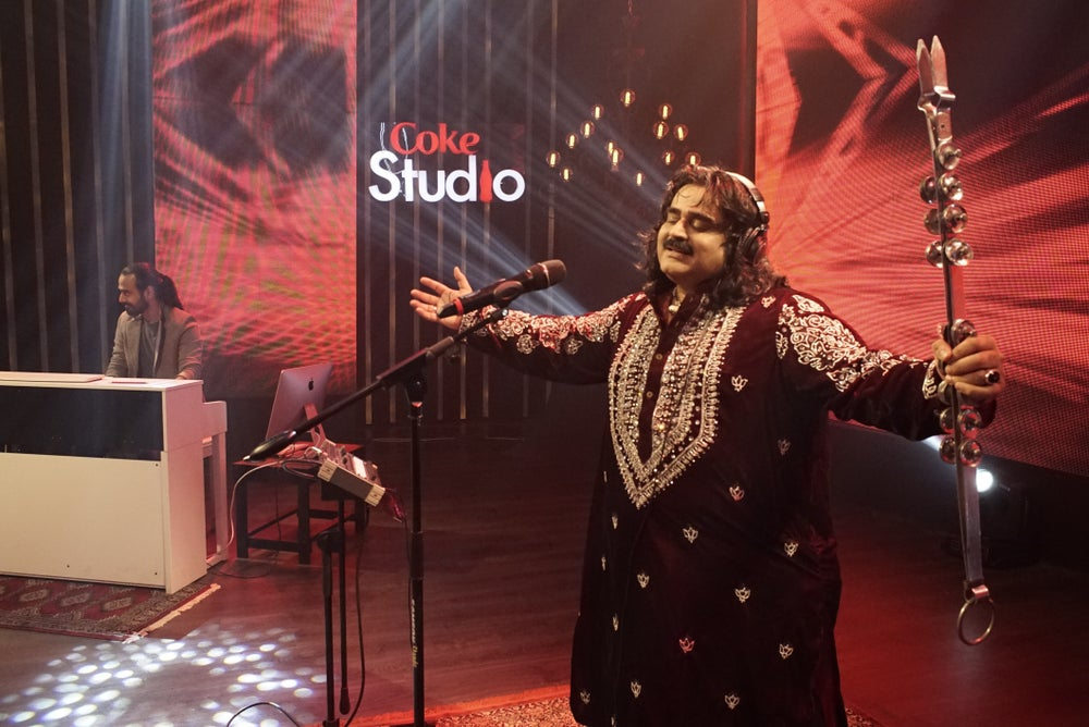 Image of Rung Jindri Coke Studio Download