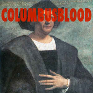 Image of 'COLUMBUSBLOOD' compilation record!