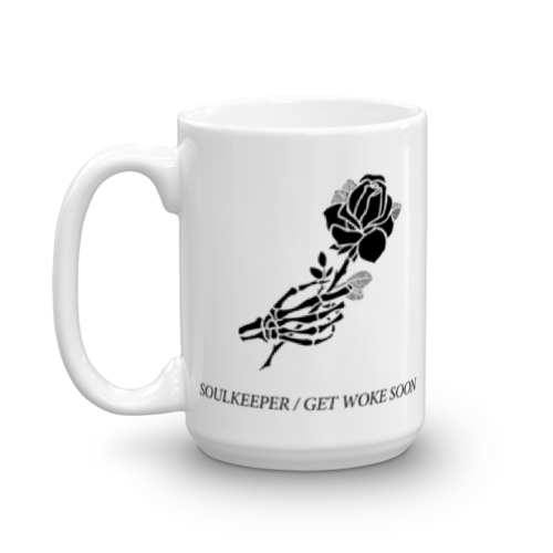 "Image of ""Get Woke Soon"" Coffee Mug"