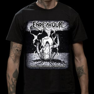 Image of 'From The Darkest Grounds' T-Shirt