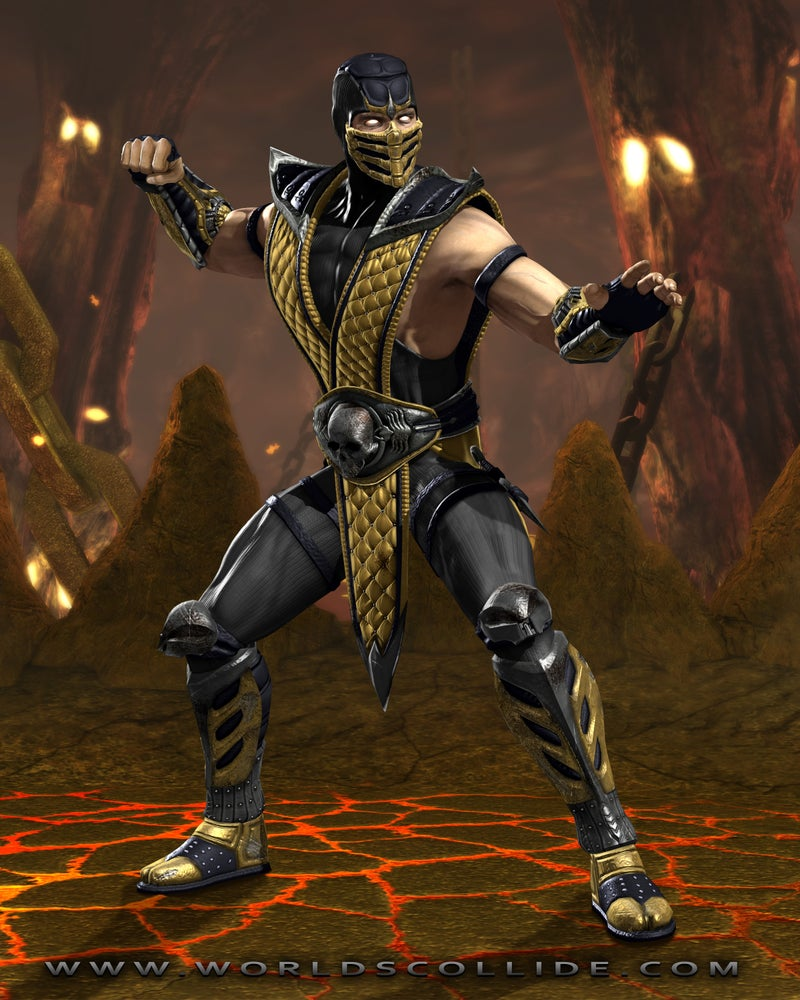 Mortal Kombat 4 Pc Game Free Download Full Version