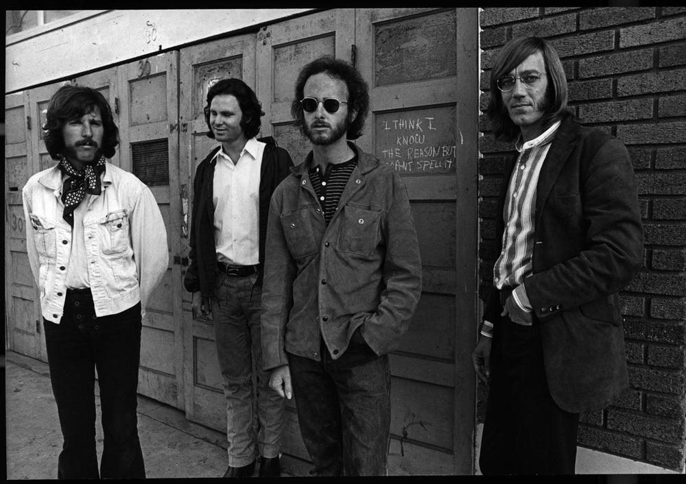 Image of Download The Doors Love Street