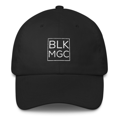 Image of BLK MGC Dad Hats